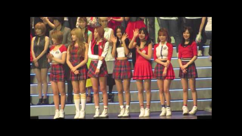 160318 HKAMF 2016 AOA 에이오에이 Opening