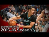 Jeremy Lin Full Highlights 2016.01.23 vs Knicks - 26 Pts, 5 Assists in LINSANITY Anniversary!