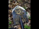 Тёмный лес.Множество интересных находок,монетки ,царизм,нацистская монетка и другое..Серия номер 8