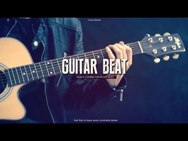 SAD Guitar Hip-Hop Instrumental | Rap Beat (prod. ViolentBeatz)