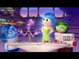 Головоломка/Inside Out (2015) Промо-ролик №8