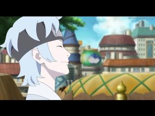 Мицуки и его родители - Naruto The Movie_ Boruto