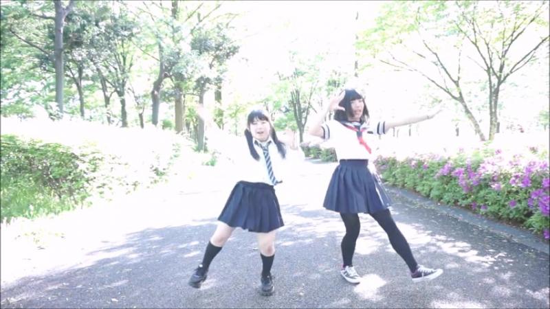 Sm28883895 - 【133㎝のLJKと158㎝のLJCが】しゃばでぃーばを踊ってみた【ちょむとmirai】