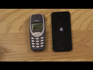Nokia 3310 vs iPhone 5 Aliexpress First Review