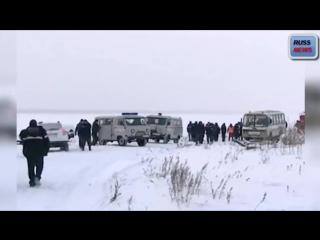 КРУШЕНИЕ ВЕРТОЛЕТА МИ-8 ПОД ИГАРКОЙ