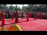 Туркменский Танец Билерзик!!!))
