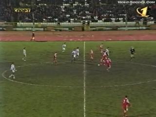 Кубок УЕФА 1997/98. Спартак (Москва, Россия) - Вальядолид (Испания) - 2:0 (0:0).