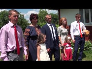 весілля молодьків ранок нареченого- Тетяна та Юрій молодьків 25 06 2016 р-My wedding day