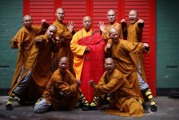 смотреть тренировки монахов шаолинь