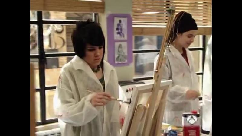 Сериал Физика или химия 2 сезон Física o química 001 серия