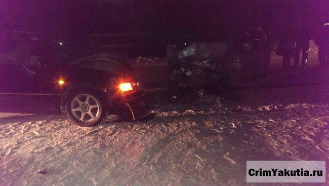 Нетрезвая автомобилистка совершила ДТП в Хатассах