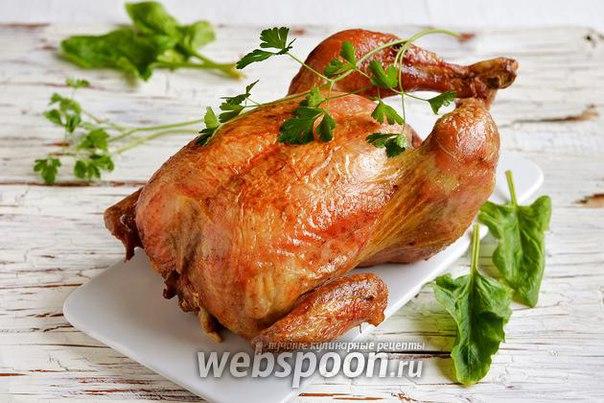 Как приготовит курицу с хрустящей корочкой
