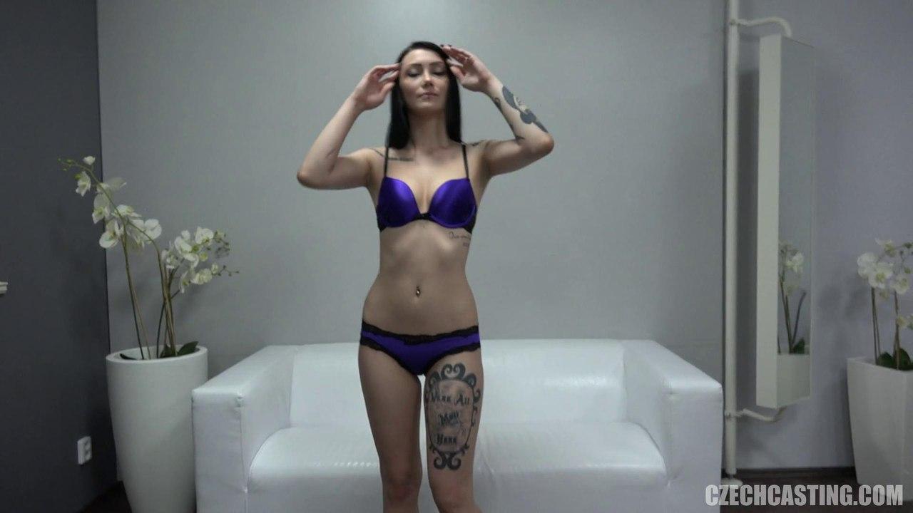 [CzechCasting] Danika (6180) Очень красивая мастурбирует свою киску