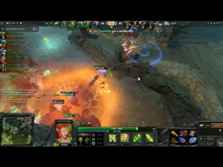 MUST SEE FIGHT NA'VI VS VG.R @game1