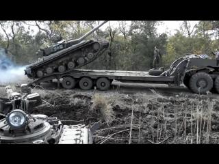 Как сломать новый танк за три секунды?