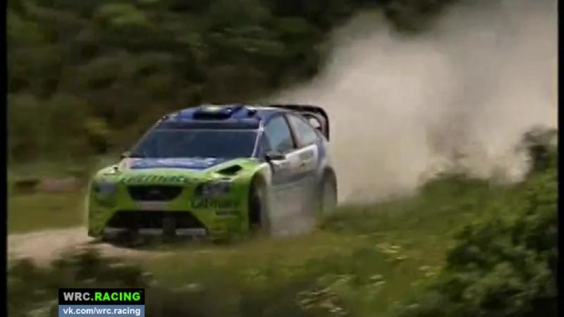 WRC 2007. Этап 7. Обзор Ралли Италии