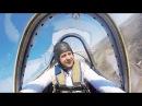 Мой первый полет на Як-52. Высший пилотаж.