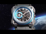 @Bell&ampRoss @Baselworld2016 BR X1 Hyperstellar Interview