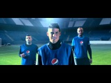 Blue Card ft. Football Superstars | Pepsi Max | #MAXFOOTBALL