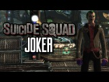Batman Arkham City Suicide Squad Joker