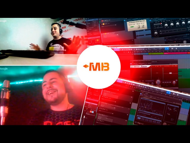 Создание Progressive Trance/House трека с нуля [A-Mase]
