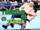 UWF 1984 | Kazuo Yamazaki vs. Nobuhiko Takada