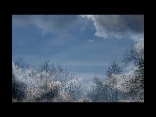 Химтрейлы. Москва. Район метро Беляево, Коньково. 22.04.2016 г 12.00-14.00