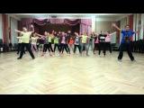 репетиция, танцевальный клуб