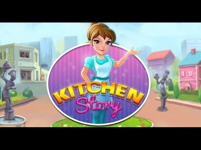 Обновление Kitchen Story Геймплей Трейлер смотреть онлайн без регистрации