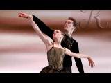 Дуэт из балета Вариации на тему рококо
