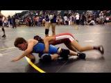 SCVWA Grizzly Classics FreestyleGreco Roman Tournament 492016- Christian Antonio
