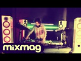 Prins Thomas nu disco DJ set in The Lab LDN