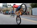 1º Encontro no Centro de São Paulo - SP Bicicultura/Wheeling Bike