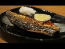 Скумбрия в духовке запеченная в фольге Рецепт приготовления блюда из рыбы на ужин быстро вкусно