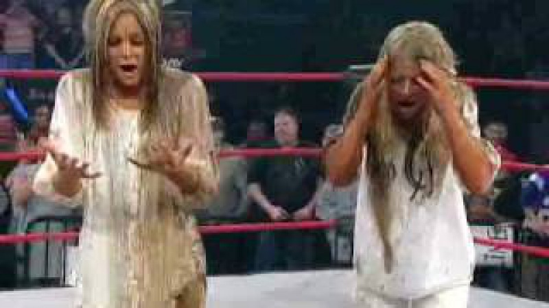 TNA: The Beautiful People Get Mucked