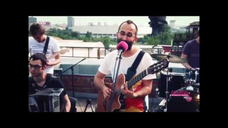 Шкловский Племянница (Пакетик) - концерт на Дожде