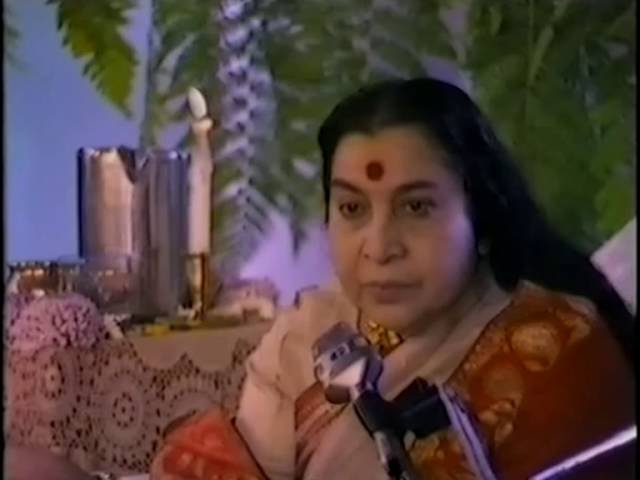 Пуджа шри Гуру 24 07 1983 г - Пробуждение Принципа Гуру