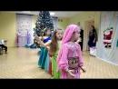 Танец восточных красавиц возьми Новогоднем утреннике во д/с