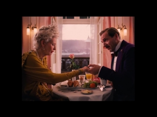 Отель «Гранд Будапешт»/The Grand Budapest Hotel (2014) Фрагмент №6