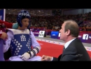 Taekwondo WTF Чемпионат мира 2015 Semifinal W 73 Kus Walkden