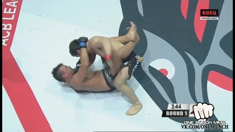 Musa Khamanaev vs Leandro Rodrigues Pontes