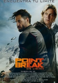 Point break (Sin Limites)