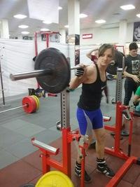 Оля Головачева