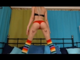 DIANA HAYES, BLOND TEEN, SUPER ASS TWERK DANCE Pornhub com