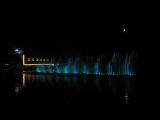 Цветной фонтан в Виннице