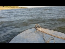 Идём на рыбалку,по Волге,в районе Енотаевки.