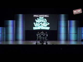 Connection - Mexico (Adult Division) @ #HHI2016 World Finals