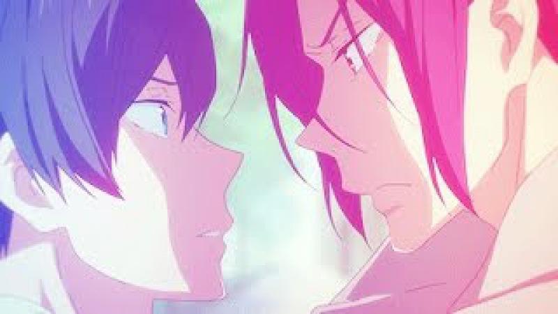 Free! [Rin x Haru]~{Heart Attack}