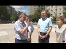 Во Львове обустроят пространство на улице Чукарина