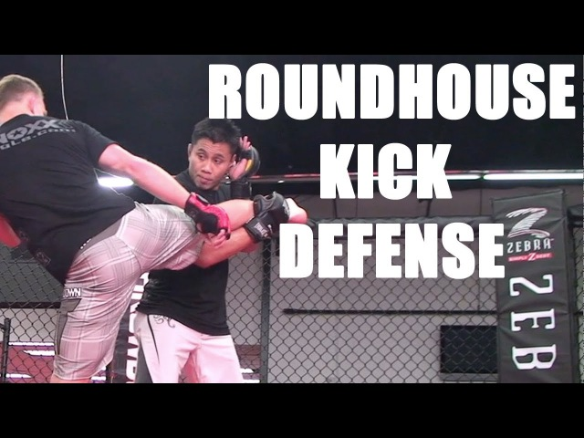 MMA Tips Roundhouse Kick Defense with Cung Le - Featured Pro Tip of the week